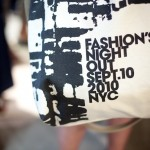 Fashion's NIght Out tote