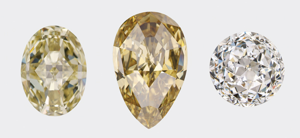 Antwerp Twins cut diamond