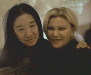 Vera Wang and Deborra-lee Furness Jackman