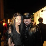 With Peter Marino at MOCA event