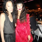 With Asia Chow at MOCA