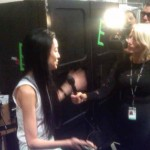 Interview Backstage