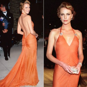InStyle.com 10 Best Dressed Charlize Theron