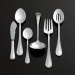 Grosgrain 6-Piece Hostess Set