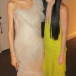 Vera Wang and Shu Pei