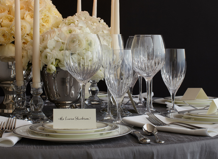 Wedgewood Tabletop Designs by Vera Wang