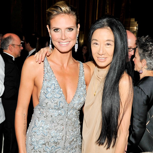 Heidi Klum and Vera | Image courtesy of the Billy Farrell Agency