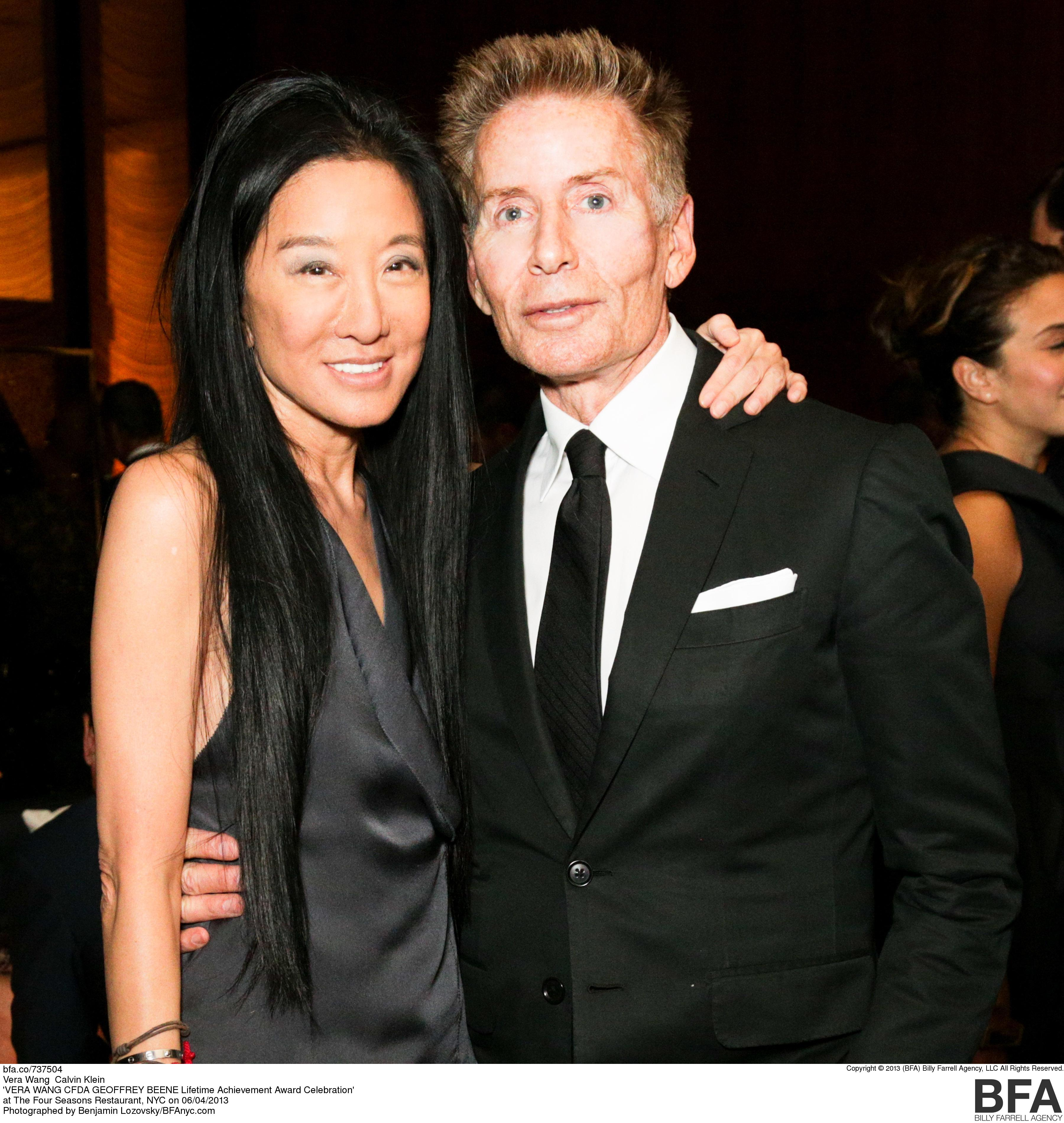 VERA WANG CFDA GEOFFREY BEENE Lifetime Achievement Award Celebration
