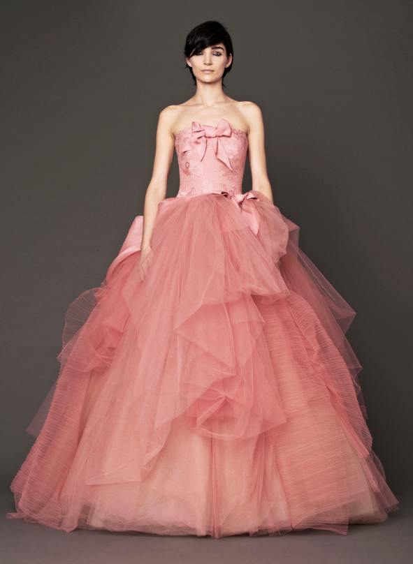 Vera Wang amazin Pink Collection 2013-2014