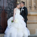Vera Wang Real Wedding - Katherine Gown
