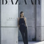 Harper's Bazaar - December 2014 January 2015 - Vera Wang 1